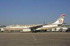 ETIHAD Airways will next year launch its first service from Scotland to its home base of Abu Dhabi.  The non-stop daily flight to the UAE's capital city will be launched from Edinburgh next year.  #Edinburgh is #Etihad_Airways' first #Scottish destination, and its third departure point from the #UK.