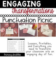 This product covers types of sentences and punctuation (question, command, statement, exclamation. With this product, you can transform your classroom into an unforgettable punctuation experience for your students! Comprehension Strategies, Reading Comprehension, Flipped Classroom, Classroom Ideas, Google Classroom, Motivational Activities, Reading Skills, Guided Reading, Types Of Sentences