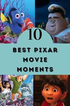 Top 10 Best Pixar Moments - EverythingMouse Guide To Disney