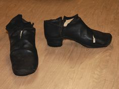 150 Year Old Canal Boots - Before and After Restoration