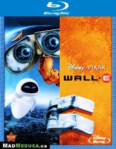 The highly acclaimed director of Finding Nemo and the creative storytellers behind Cars and Ratatouille transport you to a galaxy not so far away for a new cosmic comedy sci-fi adventure about a determined robot named Wall-E. After hundreds of lonely years of doing what he was built for, the curious and lovable Wall-E discovers a new purpose in life when he meets a sleek search robot named Eve. Join them and a hilarious cast of characters on a fantastic journey across the universe.