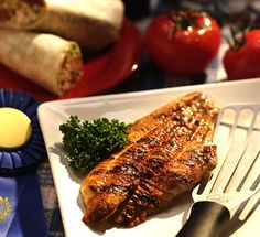 Lots of Grilled Catfish Recipes from the Catfish Institute