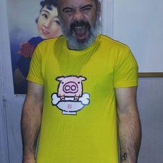 Aún no tienes tu camiseta de #butachan? Consíguela en #ramenkagura