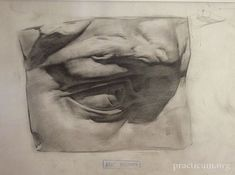 Academic drawing - a classical way to study anatomy Academic Drawing, Academic Art, Drawing Studies, Art Studies, Drawing Lessons, Life Drawing, Painting & Drawing, Male Figure Drawing, Figure Drawing Reference