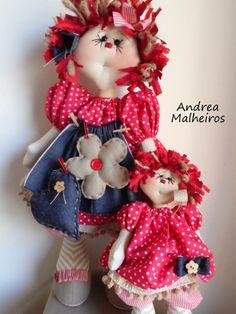 boneca de Andrea Malheiros