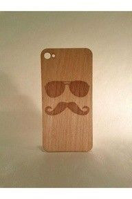 Mustache iPhone case.