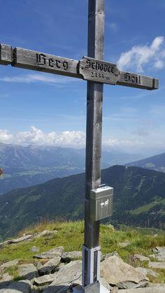 Gipfelkreuz Schober 2133
