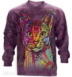 453851 Abyssinian Long Sleeved Tee