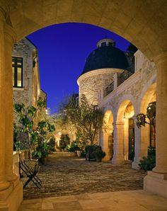 Private residence ~ exterior ~ street http://www.landrydesigngroup.com/#/portfolio/classic/1275