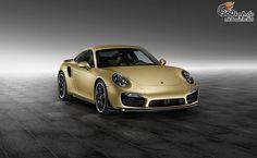 Porsche 911 Turbo mit neuem Aerodynamik Paket
