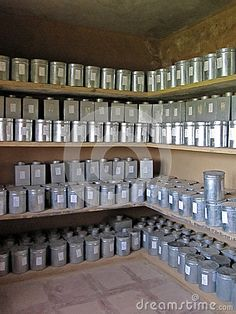Photo about Stainless steel tins keep the harvest safe for planting in future seasons. Image of shining, india, wooden - 59892043 Banks Vault, Seed Bank, Permaculture, Tins, Planting, Harvest, Seeds, Stainless Steel, Seasons