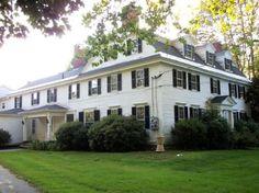 Stark Mansion - Dunbarton, New Hampshire