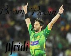 A Tribute To Shahid Afridi The Beast Boom Boom in cricket History