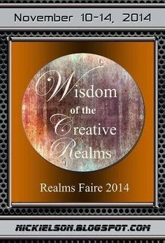 Realms Faire's Wisdom of the Creative Realms #giveaway