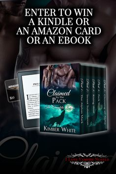 Win eBooks, a $10 Amazon Gift Card or Kindle eInk Reader from Author Kimber White http://www.ilovevampirenovels.com/giveaways/win-ebooks-author-kimber-white/?lucky=422315