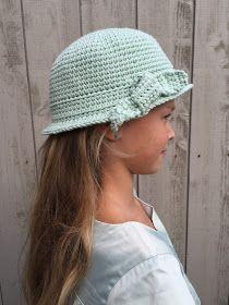 Ak at home : crochet * zomerhoedje Knitting For Kids, Sun Hats, Winter Hats, Crochet Hats, Beanie, Blog, Crafts, Fashion, Caps Hats