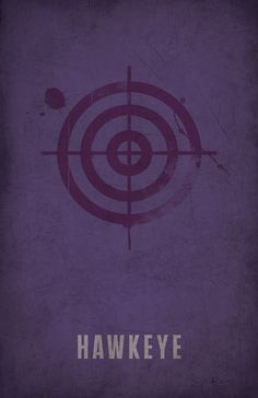 Hawkeye Poster Marvel Avengers by WestGraphics on Etsy