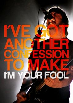 Foo Fighters | Best of You ..... absolutely love this song.