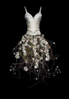 Untitled (Flower Dress), 2010