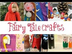 Fairy Tale Crafts & Activities - Red Ted Art's Blog