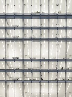 OMA Goventment Office Building  Netherlands