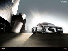 Papel de Parede - Audi R8 Luxury