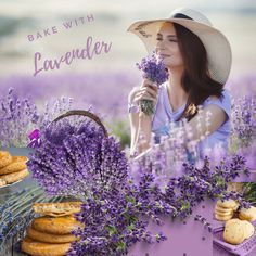 Lavender Butter Cookies Make about 6 to 7 dozen cookies – depending on the size you make them into. The recipe is easy for beginners and will definitely be a winner in your home. It is great to fill the Christmas pantry with or to give as gifts to friends and family. PREP TIME: 20 […] The post How to make Butter Cookies with Lavender Sugar appeared first on TRAVEL AND HOME®.