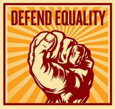 Defend Equality.