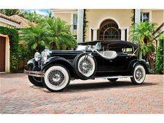 1929 Stutz Series M