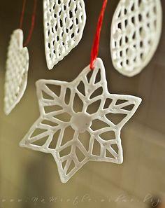 royal icing ornaments