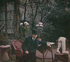 Self-portrait - Stanisław Wilhelm Lilpop.jpg