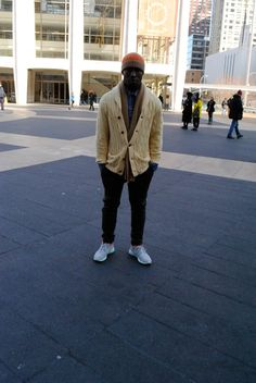 Lincoln Center Street Style Day 1 #nyfw #thestylebox #streetstyle
