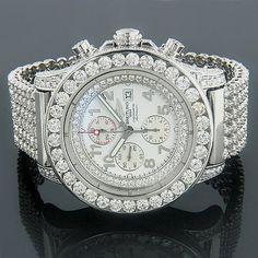Breitling diamonds wow!