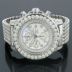 Breitling diamonds - well now...I am officially in love