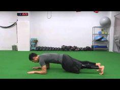 48.【筋トレ】1分間〜ながらトレーニング -RKC Plank-