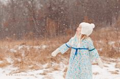 inspiration for shooting in the snow by Amy Lucy Lockheart