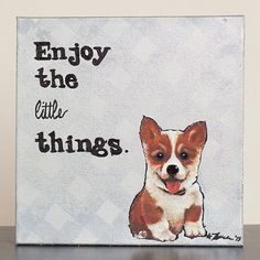 Original Art  Enjoy the Little Things by BlytheStarlight on Etsy, $125.00
