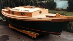 Have you been thinking about building your own boat, but think it may be too much hassle? It is true that boat plans can be pretty complicated. Wooden Canoe, Wooden Sailboat, Wooden Boat Building, Wooden Boats, Best Boats, Cool Boats, Small Boats, Shallow Water Boats, Flat Bottom Boats