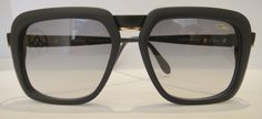 d3b5e30590 Cazal 616 Sunglasses Vintage Matt Black New 100 Authentic P Diddy