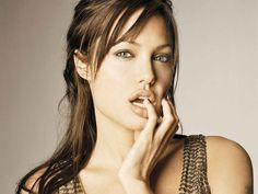 """Angelina Lips<3  *Plump the natural way.*   """"Cinnamon is the active ingredient in many expensive lip plumpers — cinnamon oil, which you can get at natural-food stores, is a lot cheaper and does the same thing."""