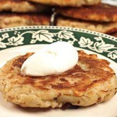 Potato Pancakes Allrecipes.com