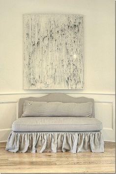 sofa skirt