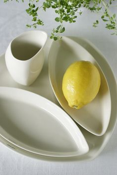 Tri serving set by Amfora Tableware, Fashion Design, Style, Swag, Dinnerware, Tablewares, Dishes, Place Settings, Outfits