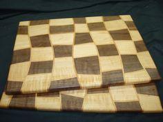 Drunken Cutting Boards #1: Drunken Alice in Wonderland Cutting Board