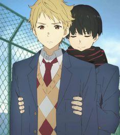 Kyoukai no Kanata \\ 境界の彼方 \\ Beyond the Boundary \\ Beyond the Horizon Anime Plus, Mirai Kuriyama, Anime Zodiac, Beyond The Boundary, Haikyuu, Tamako Love Story, Kyoto Animation, I Love Anime, Anime Shows