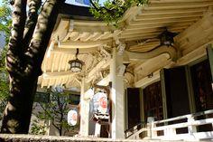 猿江神社の拝殿