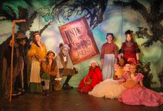 Into the Woods Jr. put on at Manatee School For the Arts