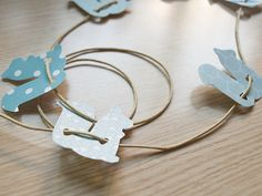 diy: envolver con una guirnalda | wrapping with a garland
