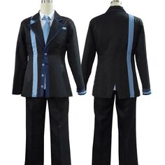 Onecos Black Bullet Satomi Rentaro Cosplay Costume *** Be sure to check out this awesome product.