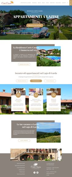 Home Page Corte Casara, apartments & rooms on Garda Lake